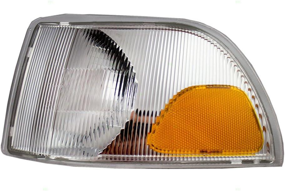 Drivers Park Sales Signal Corner Marker Lamp Replacement Lens fo Light Bargain sale