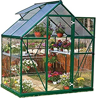 4x4 polycarbonate greenhouse