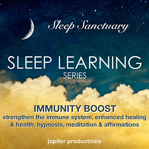 Immunity Boost audiobook cover art