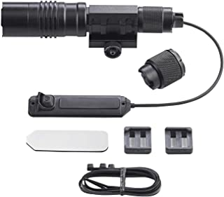 Streamlight 88090 ProTac Rail Mount HL-X Laser USB with Rechargeable USB battery & USB Cord - 1000 Lumens (Renewed)