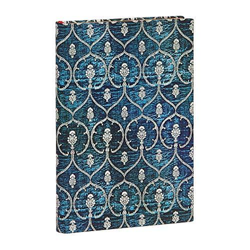 Paperblanks Blue Velvet Mini Unlined