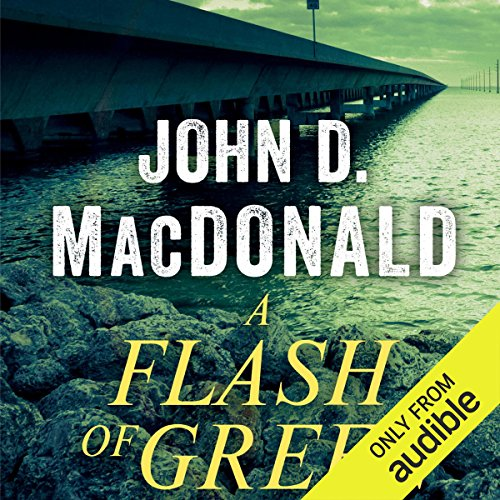 A Flash of Green cover art