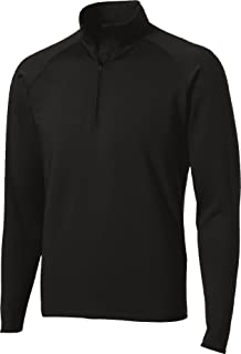 Men's Sport Wick Stretch 1/2 Zip Pullover