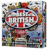 Drumond Park Best of British Game - Juego de Mesa sobre Cultura británica [Importado de Reino Unido]