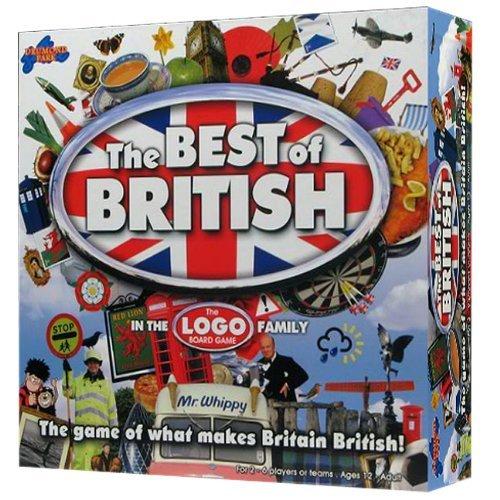 The Best of British bordspel