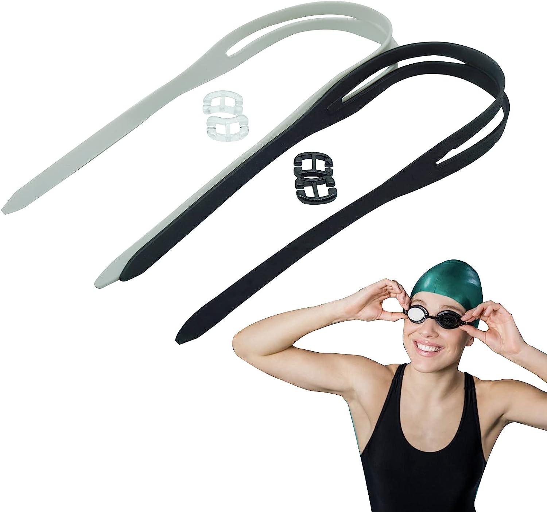 Sale price 2PCS Universal Swimming Goggles Swim Glasses St Eyewear Silicone Max 65% OFF