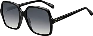 Givenchy GV7123/G/S 807 Black GV7123/G/S Square Sunglasses Lens Category 3 Size