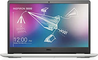 Dell Laptop Inspiron 3501, Core i3 11a. Gen. 8GB RAM, 256 SSD, Win 10 - Plata