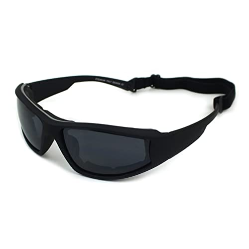 42c4dade7d0 Ski Snowboarding Goggles Motorcycle Riding Googles Sports Sunglasses Wind    Dust protection (Black)