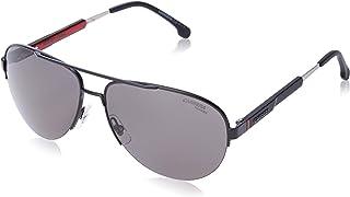 نظارات شمسية افياتور للرجال من كاريرا 8030/S - لون أسود مطفي