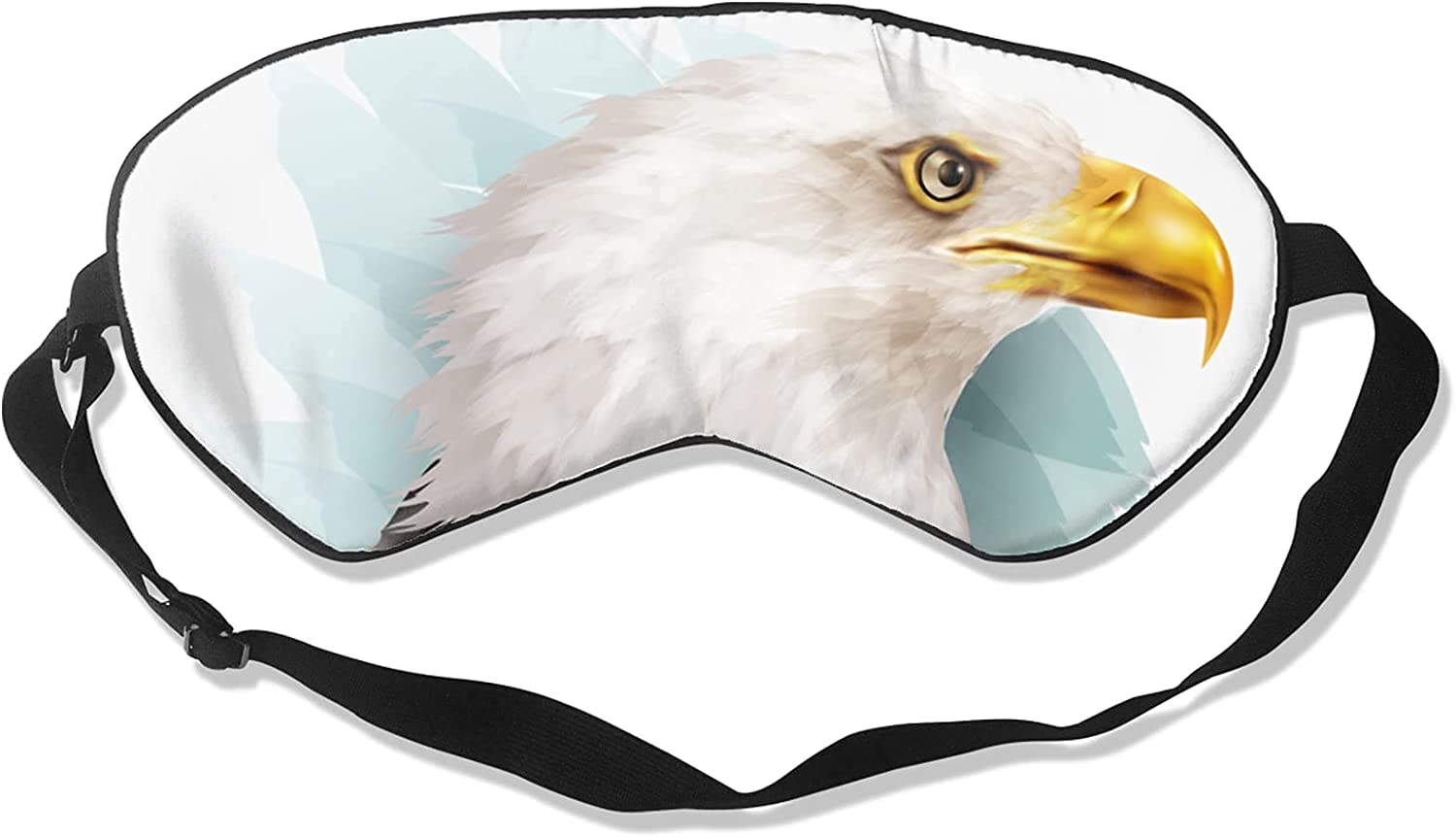 Sleeping Eye Mask Eagle Block-Light Adjustable Blindf Cover Attention brand Easy-to-use