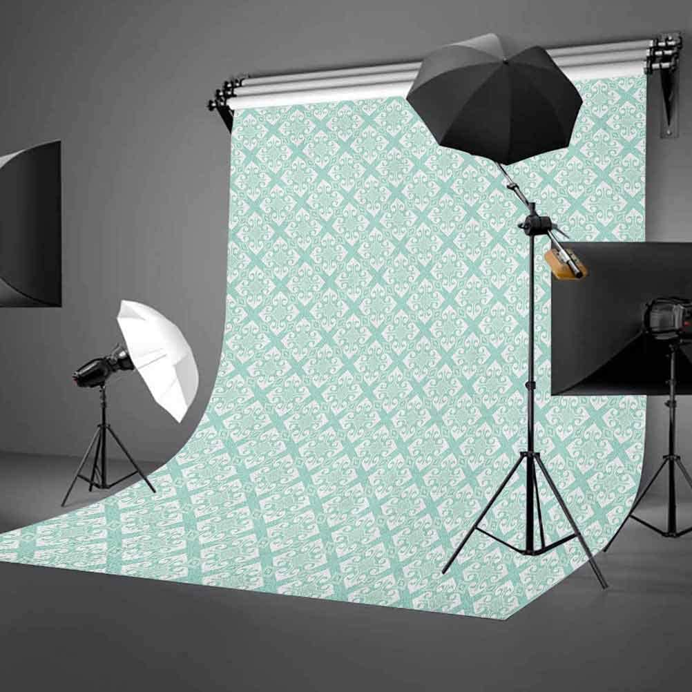 8x12 FT Fitness Vinyl Photography Background Backdrops,Collage of Different Colorful Frames with Motivational Signs Vegetables Exercise Background for Selfie Birthday Party Pictures Photo Booth Shoot
