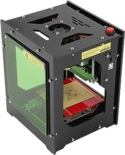 NEJE Laser Engraver Printer, 550x550 Pixel DIY USB Mini Engraving Machine, CNC Router Cutting Carver Off-line Operation fo...