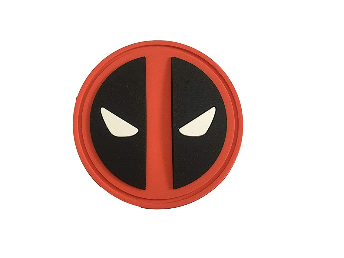Deadpool 3D PVC Tactical Morale Patch