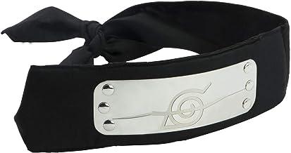 ABYstyle, Naruto Shippuden pannband anti-Konoha, svart