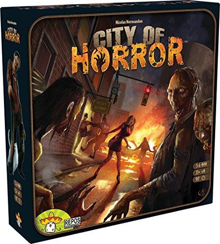 Asmodee City of Horror