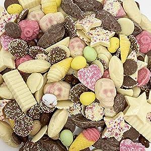 hannahs chocolate candy mix, 1 kg Hannahs Chocolate Candy Mix, 1 kg 61kwUYA16eL
