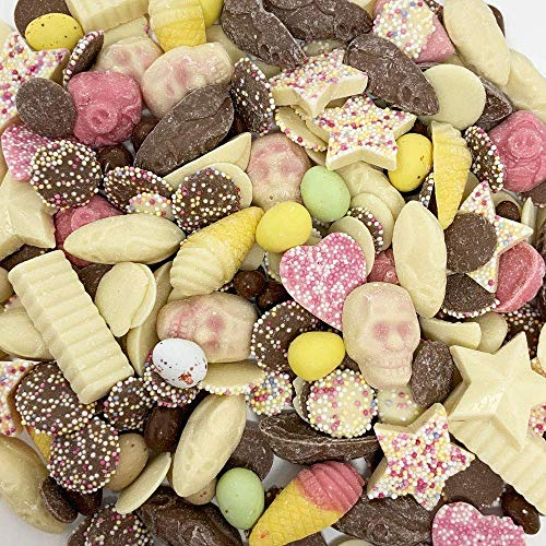 Hannahs Chocolate Candy Mix, 1 kg