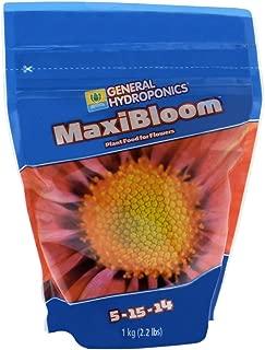 Sunlight Supply General Hydroponics MaxiBloom — 5-15-14 Formula, 2.2-Lb. Bag