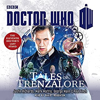 Doctor Who: Tales of Trenzalore audiobook cover art
