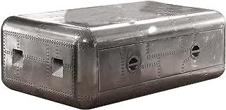 ACME Furniture Brancaster Coffee Table, Aluminum