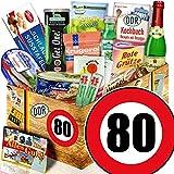 Geschenk Spezial / Ostalgie Geschenkset L / Geburtstag 80 / Geschenke Mutter
