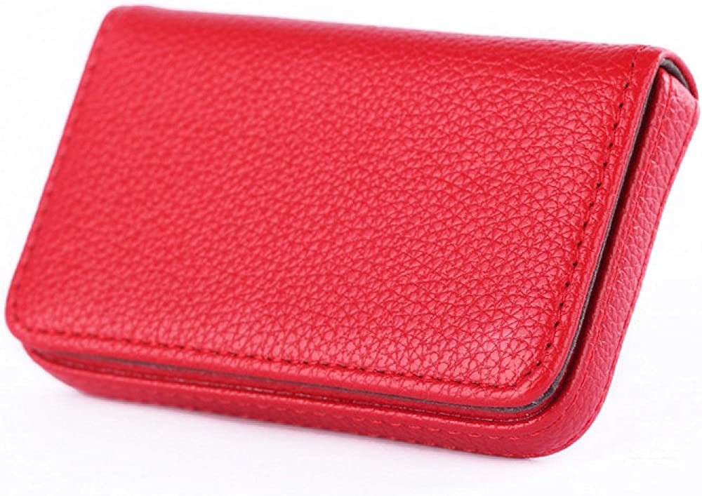 Aheczz, porta carte di credito, in pelle sintetica 7410130250719