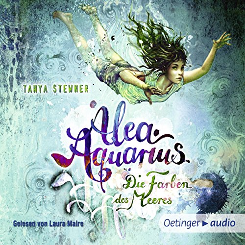 Die Farben des Meeres (Alea Aquarius 2) audiobook cover art