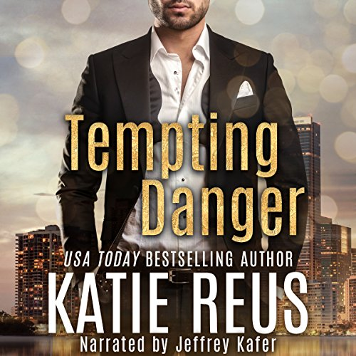Tempting Danger audiobook cover art