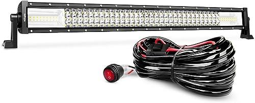 2021 Penton 180w lowest 32 Inch 10v-30v sale Led Light Bar Work Lights Flood Spot Combo Beam for 4wd SUV UTE Offroad Truck ATV UTV sale