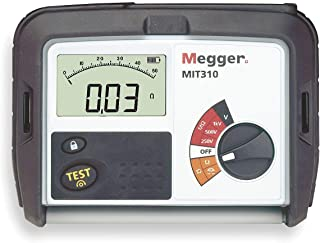 Battery Operated Megohmmeter, 1000VDC