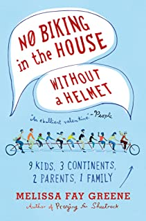 No Biking in the House Without a Helmet: 9 Kids, 3 Continents, 2 Parents, 1 Family