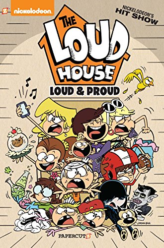 The Loud House: Loud and Proud
