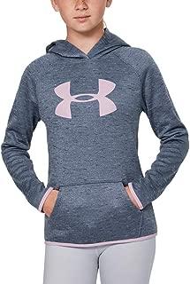 Under Armour Girls' Armour Fleece Big Logo Twist Hoody
