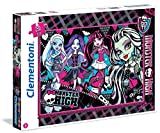 Clementoni - Puzzle Monster High, 250 Piezas (29704.7)