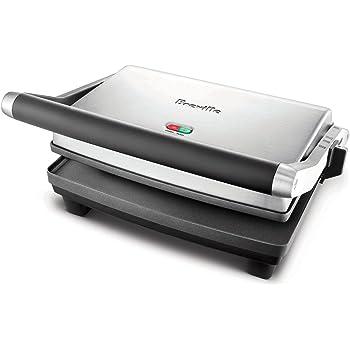 Breville Duo 1500-Watt Nonstick Panini Press