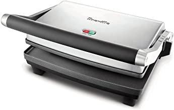 Breville Duo 1500-Watt Nonstick Panini Press