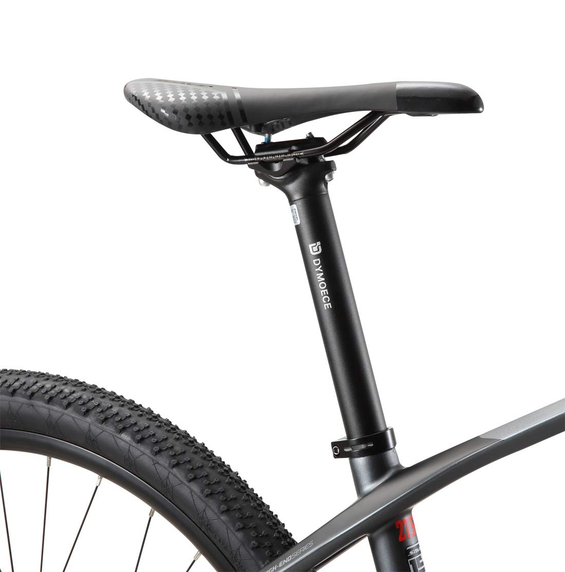 FOMTOR Bike Seatpost 27.2//30.9//31.6 x 400mm Adjustable Long Seat Post Mountain Bike Seatpost for MTB Road Bike Folding Bike BMX