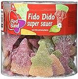 Red Band Fido Dido Super sauer -