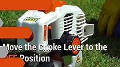 Amazon.com: Sunseeker gti26 – 2 26 cc Curved Shaft cortadora ...
