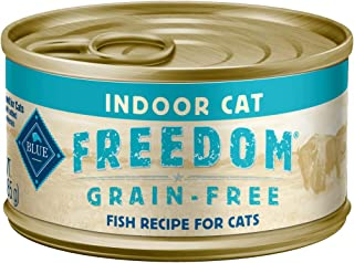 freedom canned cat food