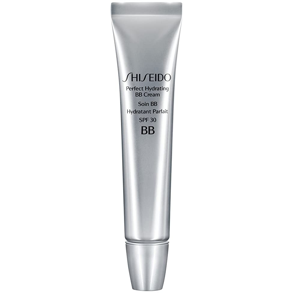 無知過去血まみれ[Shiseido ] 資生堂完璧な水和BbクリームSpf 30 30ミリリットルの暗いです - Shiseido Perfect Hydrating BB Cream SPF 30 30ml Dark [並行輸入品]