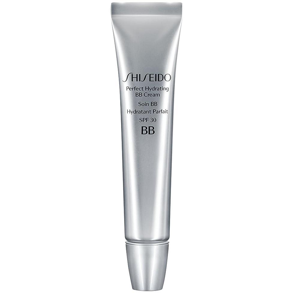 部分慣性スケジュール[Shiseido ] 資生堂完璧な水和BbクリームSpf 30 30ミリリットルの暗いです - Shiseido Perfect Hydrating BB Cream SPF 30 30ml Dark [並行輸入品]