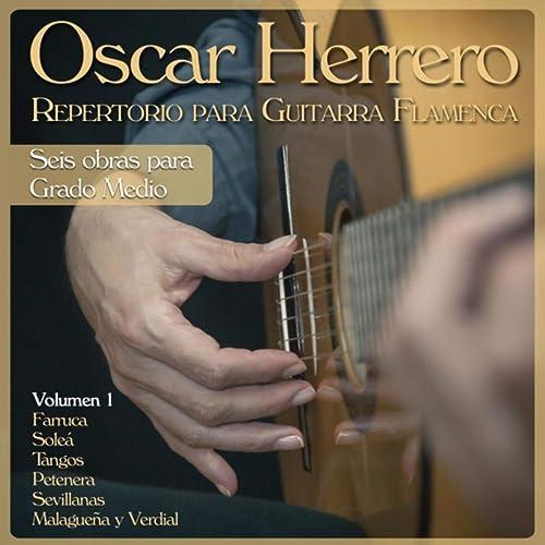 Repertorio para Guitarra Flamenca: Seis Obras para Grado Medio ...