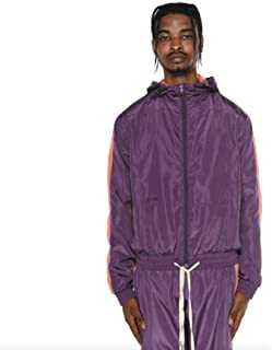 EPTM. Men's Windbreaker Track Jacket