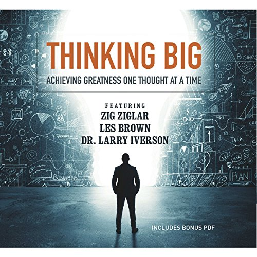 Thinking Big audiobook cover art