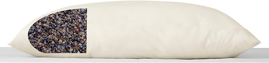 Magnolia Organics Buckwheat Pillow - King