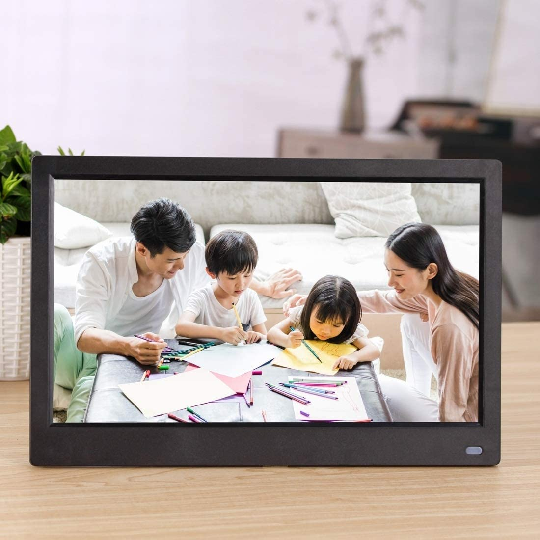 Under blast sales 12.5 Inch FHD LED Sale price Display Digital with Holder Frame Remo Photo