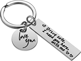 BNQL Mom//Dad and Daughter Humour Keychain My Mom//Daughter and I Talk Shit About You Matching Keychain