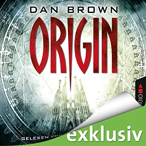 Origin (Robert Langdon 5) audiobook cover art